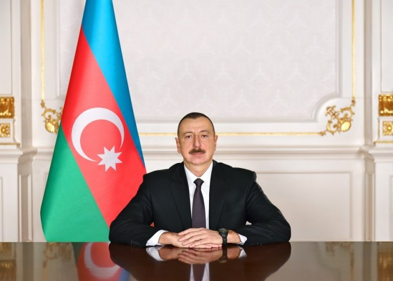 Prezident Cahangir Əsgərovu təltif edib