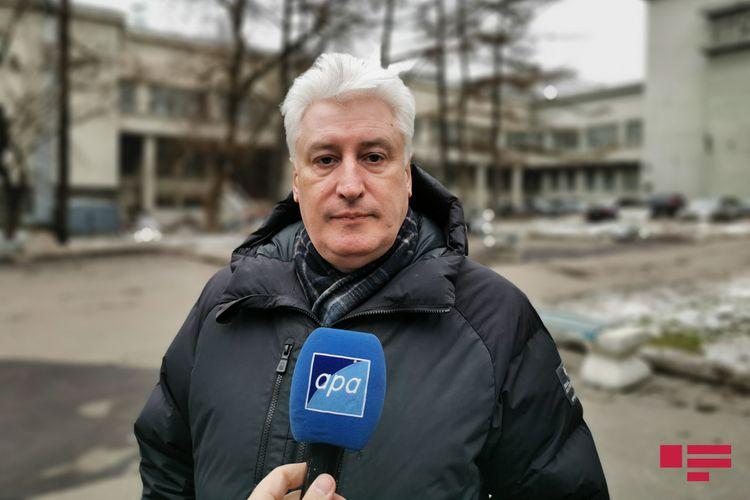 """Rusiyalı ekspert: """"Rusiya və KTMT Dağlıq Qarabağ münaqişəsi ilə bağlı neytral mövqe tutur"""""""