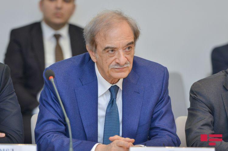 Polad Bülbüloğlu Rusiya XİN başçısının müavini ilə görüşüb