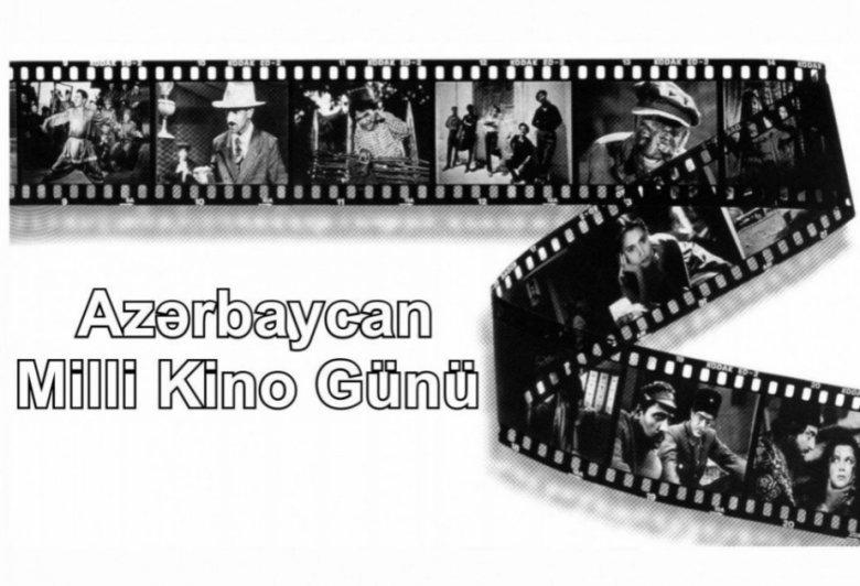 Bu gün Azərbaycanda Milli Kino Günüdür