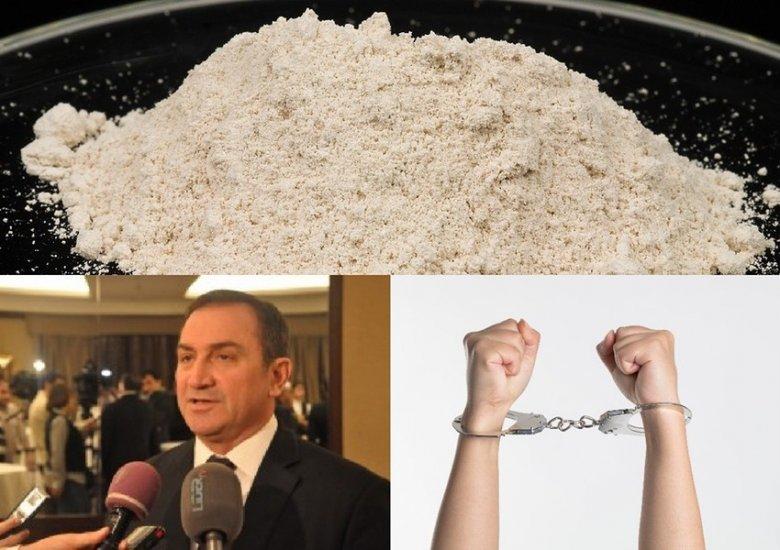 Generalın qardaşı oğlu 10 kq heroinlə tutuldu