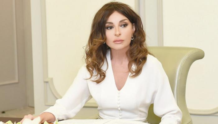 Mehriban Əliyeva Milli Musiqi Günü münasibətilə paylaşım edib