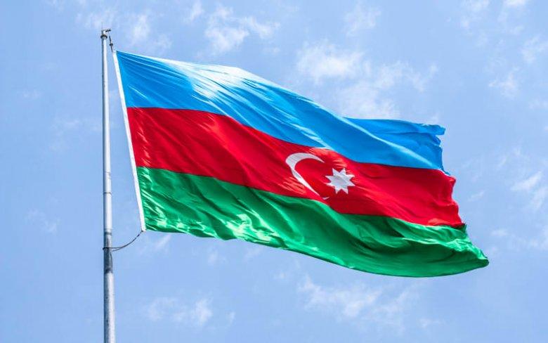 Zastavalarda Azərbaycan bayrağı ucaldılıb