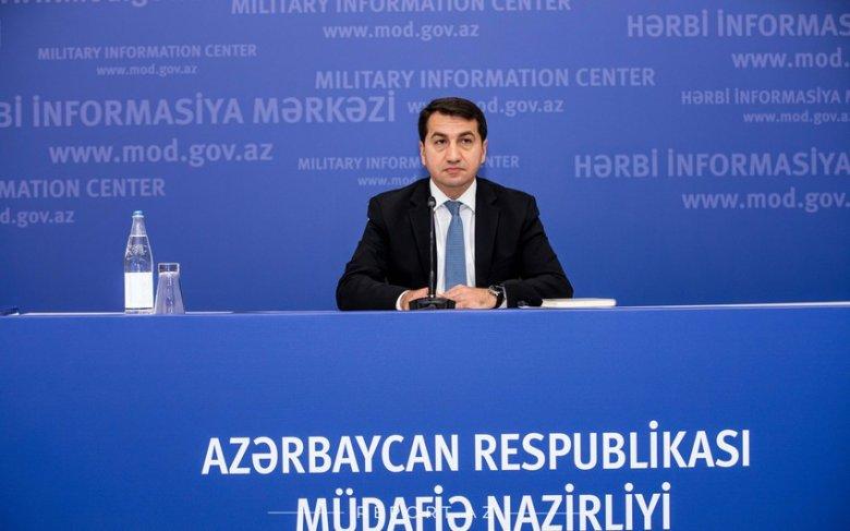 """Prezidentin köməkçisi: """"Elə günlər olurdu ki, Tərtər şəhərinə 2 400-dən artıq mərmi düşürdü"""""""