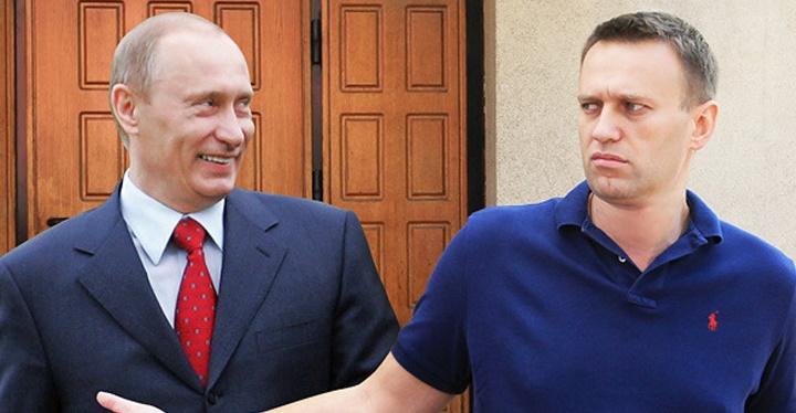 """""""Navalnıdan Putindən sonrakı hakimiyyət üçün istifadə olunur"""""""