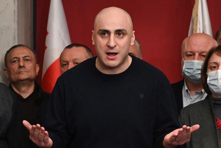 Gürcü müxalifətinin lideri həbsdən buraxılacaq? - Prokurorluq şərti açıqlayıb
