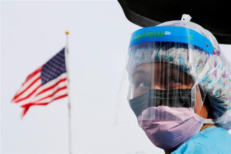 ABŞ-da son sutkada daha 3230nəfər virusdan vəfat edib