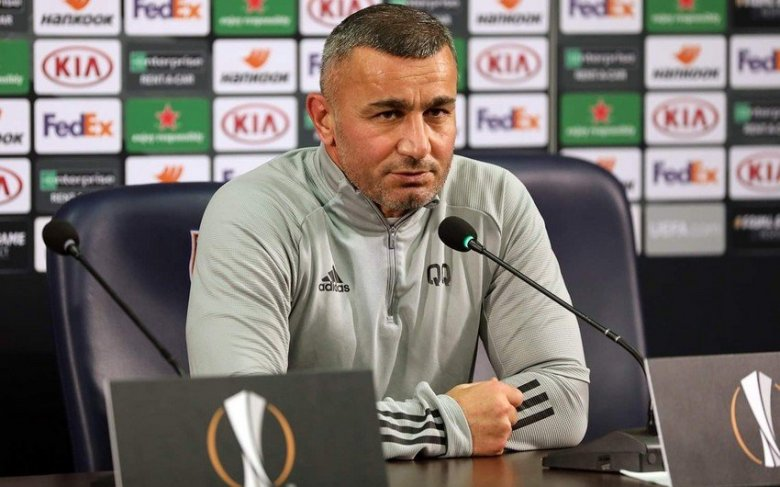 """Qurban Qurbanov: """"O, klub tərəfindən cəzalandırılıb, amma detalları açıqlamırıq"""""""