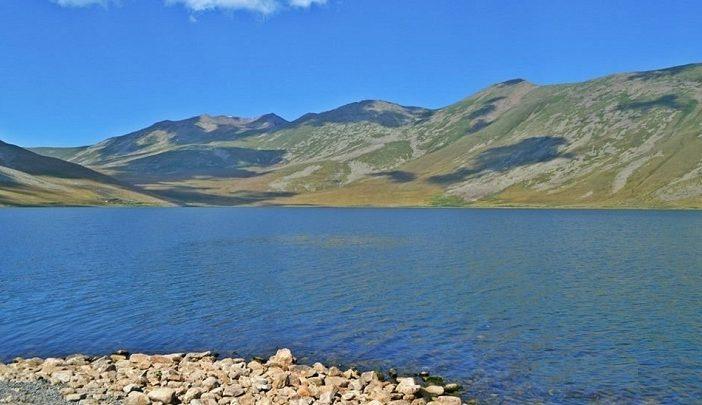 Ermənilər Qara göl ətrafında gərginlik yaradır