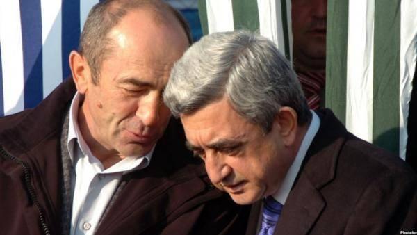 Ermənistanda siyasi terror təhlükəsi artır