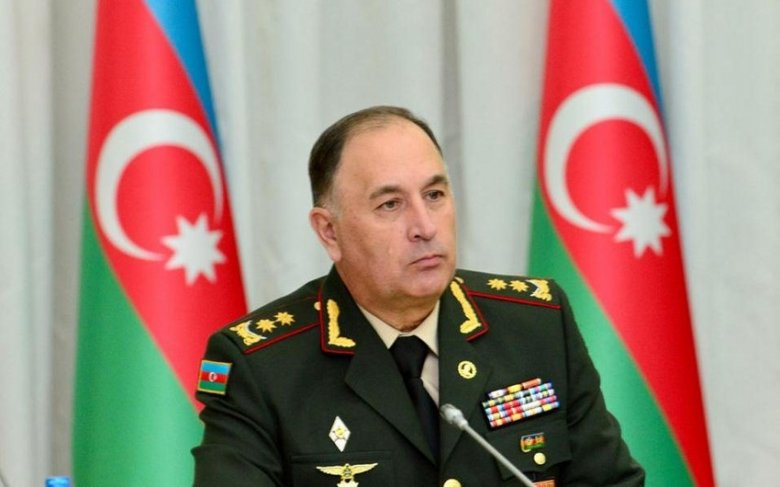 Kərim Vəliyev müdafiə nazirinin birinci müavini - Ordunun Baş Qərargah rəisi təyin edilib