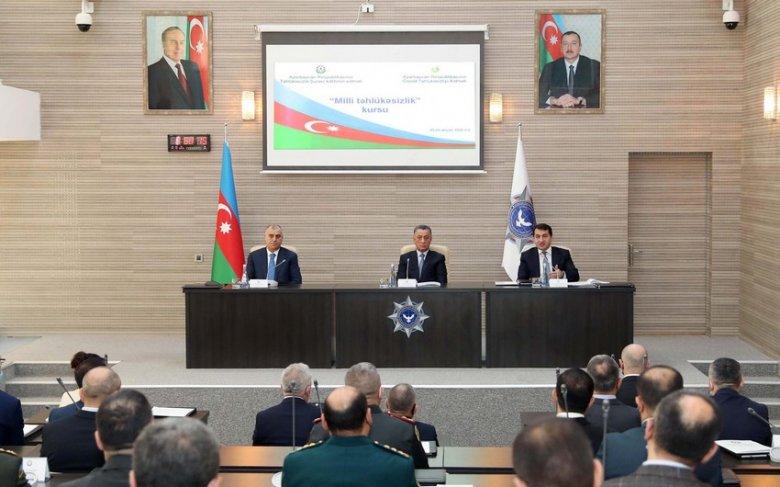 """Əli Nağıyev: """"Sabitliyin pozulmasına yönəlmiş hallara qarşı qətiyyətli tədbirlər görüləcək"""""""