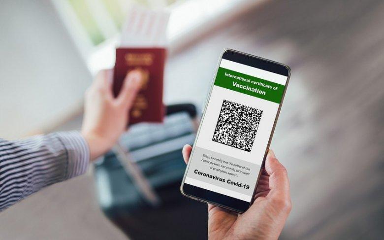 COVID-19 pasportunun yoxlanılması... - Yeni proqram təminatı istifadəyə verilib
